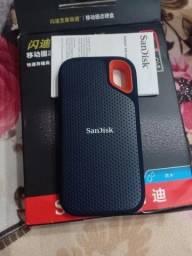 SSD SanDisk Extreme 500GB SdssdE60-500G-G25 - em até 12x