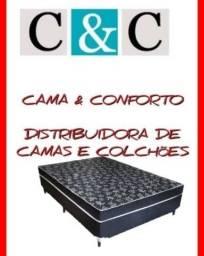 Título do anúncio: Cama Box, Base Box, Cabeceira, Entrega Grátis!!!