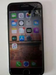 iPhone 6.  Troco ou vendo