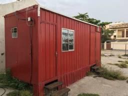 Container Escritório 14m² / Venda