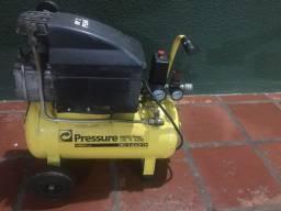 Compressor de ar Moto PRESS 8,2/25 24Litros - Pressure