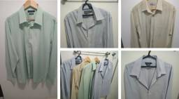 Camisas sociais - masculino