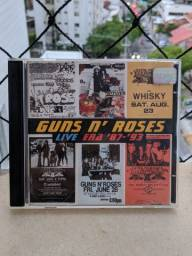 CD duplo Guns n' Roses - Live Era '87-'93