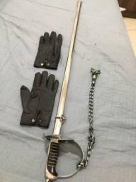 Título do anúncio: Espada Axpirantado Exército