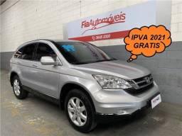 CRV 2.0 LX automático 2011