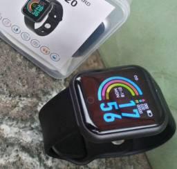 Smartwatch novo relógio inteligente