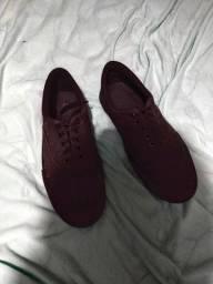 Tênis - sapato (descrição)