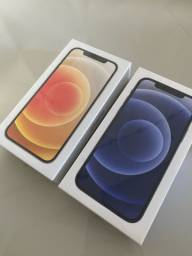 iPhone 12 128gb Preto / Branco PRONTA-ENTREGA