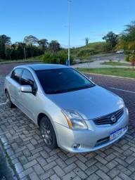 Título do anúncio: Nissan Sentra 2.0 Flex 11/12 Mec.