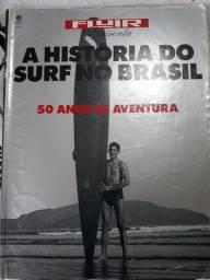 Revista Fluir A História do Surf no Brasil
