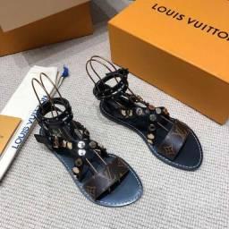 Título do anúncio: Sandália Feminina Louis Vuitton