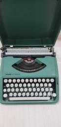 Máquina Olivetti Lettera  82  na caixa 03/09/1991