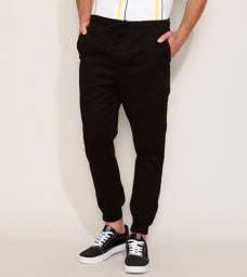 Calça jogger skinny masculine tamanho 36