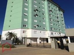 Apartamento com 3 dormitórios para alugar, 58 m² por R$ 780,00/mês - Centro - Portão/RS