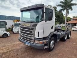 Título do anúncio: Scania 124 G420a 6x4 com ar condicionado