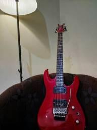 Guitarra Dean Vendetta Vn1000f com push-pull + cap Malagoli HH777