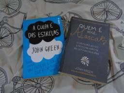 Livros John Green R$ 10,00