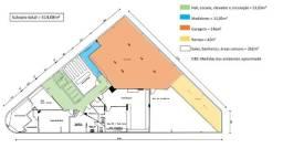 Santa Efigênia: Conjunto de salas na Região Hospitalar