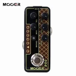 Pedal Pré-amp Mooer M004 Day Tripper C/ Garantia E Nfe