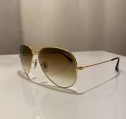 Título do anúncio: Óculos de Sol Ray-Ban. Aviator