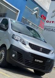 Peugeot expert furgão 1.6 - turbo diesel 0 km
