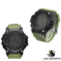 Título do anúncio: Relógio Masculino Tuguir 10ATM Digital TG109 - Preto e Verde