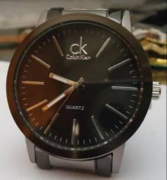 da49ef4b79d Relógio C K Titânio   T H   Invicta Black Scuba Boss Prata Pulseira Série  Prata Titânio