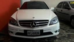 Mercedes-benz Clc-200 teto solar e panoramico impecavel branca