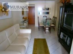 Murano Imobiliária vende apartamento 2 quartos com 1 suíte e 1 vaga de garagem na Praia da