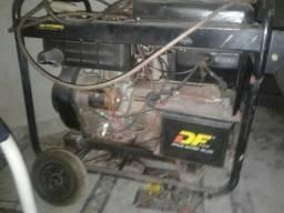 Vendo gerador diesel 8kva