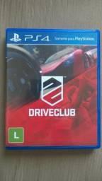 DriveClub PS4 Playstation 4 mídia física comprar usado  Polvilho, Cajamar