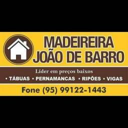 Madeireira João de Barro Madeira