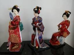Bonecas Japonesas - Gueixas