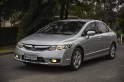 Honda civic Lxs Automático - Impecável - 2009