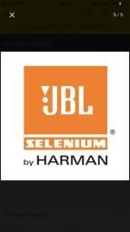 Par alto falante coaxial Gx602 JBL selenium 6 pol 120 rms