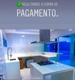 Alphaville / melhor custo benefício / piscina borda infinita e area de lazer privativa