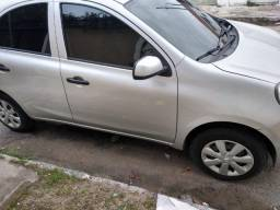 Repasse Nissan March 1.0 s 16v - 2012