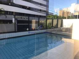 Apartamento à venda, 3 quartos, 1 suíte, 3 vagas, Ponta Verde - Maceió/AL