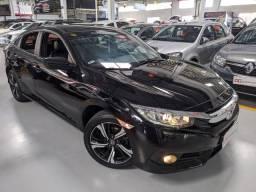 Honda Civic 2.0 Flexone EXL Cvt 2018 ( Único dono + Garantia de fabrica )