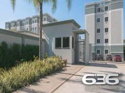 Apartamento à venda com 2 dormitórios em Aventureiro, Joinville cod:01029332