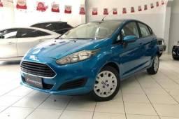 New Fiesta 1.5 S Flex Hatch - Bancos em Couro