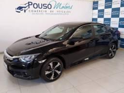 Honda Civic 2.0 16V Flexone EXL 4P CVT 2019/2019