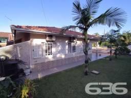 Casa à venda com 3 dormitórios em Pinheiros, Balneário barra do sul cod:03015760