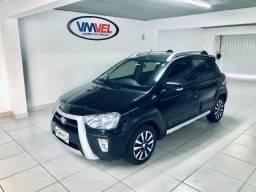 Toyota Etios Cross 1.5 2018 Automático - 2018
