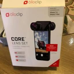 Lentes OlloClip Core p/ Iphone 7/8