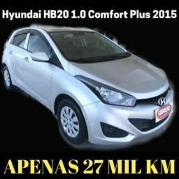 Hyundai HB20 1.0 Comfort Plus - 2015 - 2015
