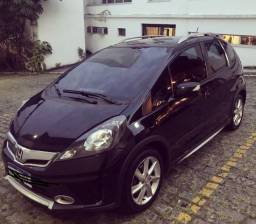 Honda Fit Twist Automático - Raridade - 2013