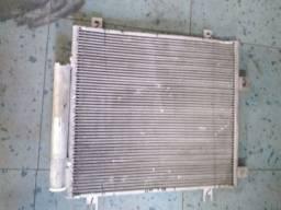 Radiador e condensador kwid