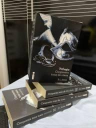 Trilogia Cinquenta Tons de Cinza - original