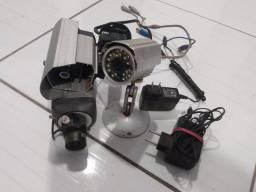 Câmeras segurança